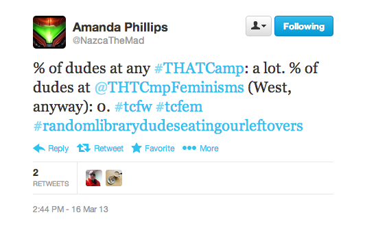 #tcfw: Precarity, Solidarity, and Pressure