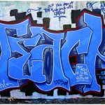 Teach graffiti